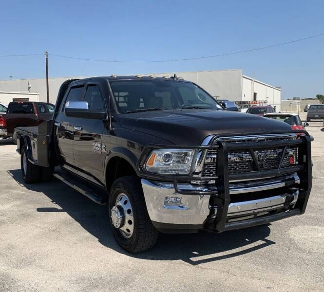 2017 RAM Ram Pickup 3500 for sale at Texas Luxury Auto in Houston TX