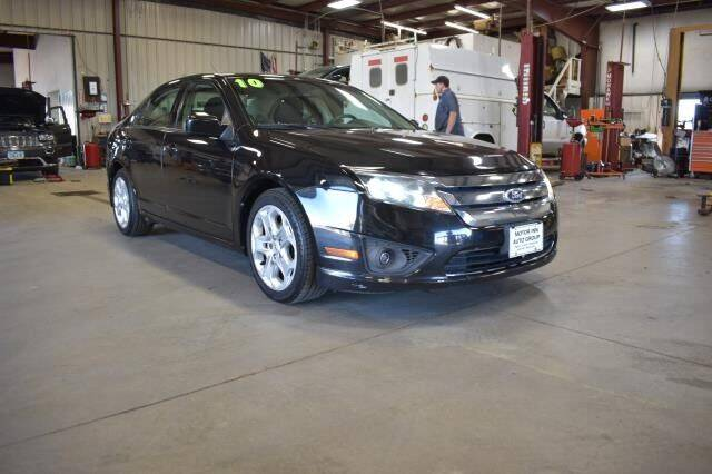 2010 Ford Fusion for sale in Spirit Lake, IA