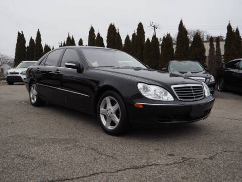 2004 Mercedes-Benz S-Class for sale at East Providence Auto Sales in East Providence RI