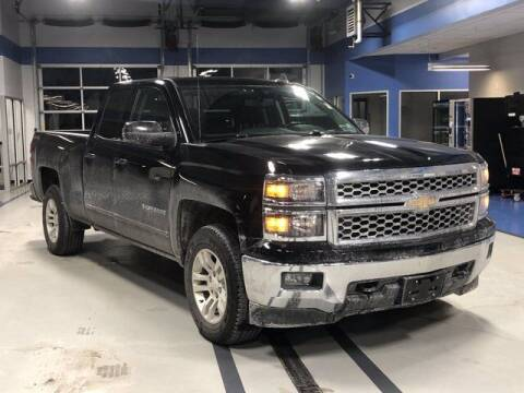2015 Chevrolet Silverado 1500 for sale at Simply Better Auto in Troy NY