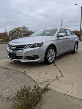 2019 Chevrolet Impala for sale at Hudson Motor Sales in Alpena MI