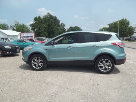 2013 Ford Escape for sale at BRETT SPAULDING SALES in Onawa IA