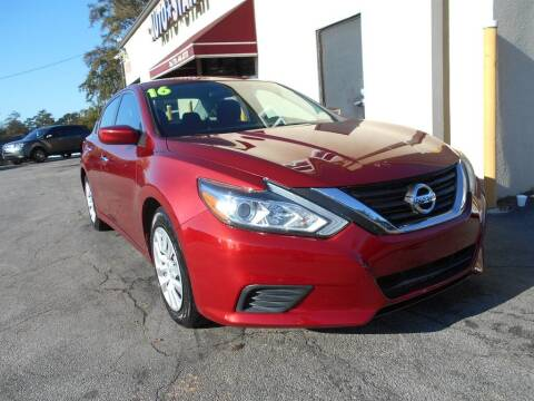 2016 Nissan Altima for sale at AutoStar Norcross in Norcross GA