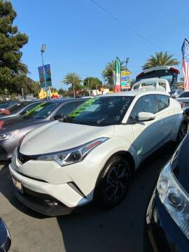 2018 Toyota C-HR for sale at 2955 FIRESTONE BLVD - 3271 E. Firestone Blvd Lot in South Gate CA