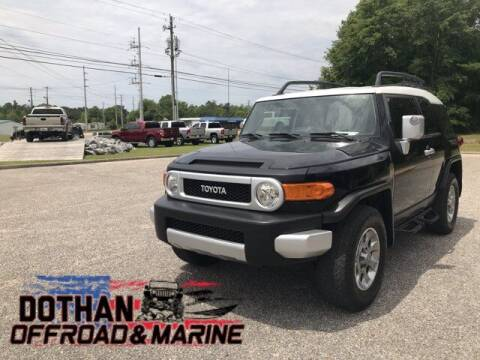 2012 Toyota FJ Cruiser for sale at Mike Schmitz Automotive Group in Dothan AL