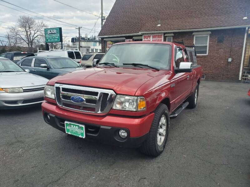 2008 Ford Ranger for sale at Kar Connection in Little Ferry NJ