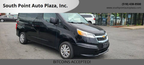 2015 Chevrolet City Express Cargo for sale at South Point Auto Plaza, Inc. in Albany NY