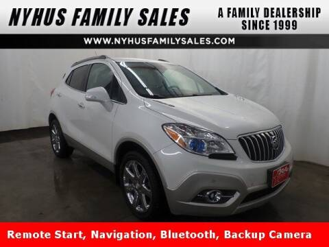 2014 Buick Encore for sale at Nyhus Family Sales in Perham MN