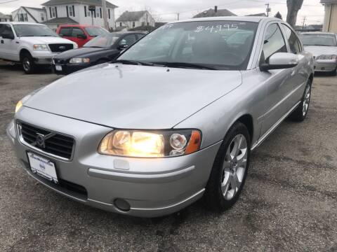 2009 Volvo S60 for sale at Volare Motors in Cranston RI