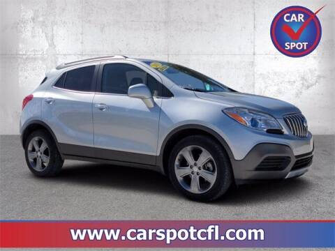 2013 Buick Encore for sale at Car Spot Of Central Florida in Melbourne FL
