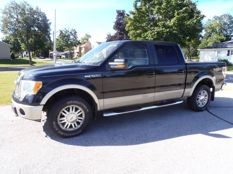 2009 Ford F-150 for sale at A-Auto Luxury Motorsports in Milwaukee WI