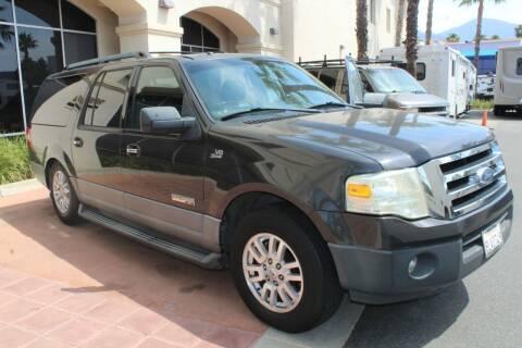 2007 Ford Expedition for sale at Rancho Santa Margarita RV in Rancho Santa Margarita CA