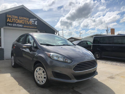 2014 Ford Fiesta for sale at Dalton George Automotive in Marietta OH
