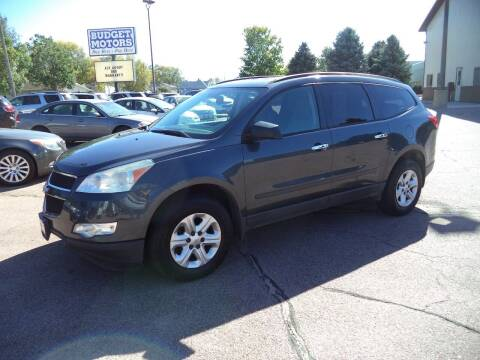 2011 Chevrolet Traverse for sale at Budget Motors in Sioux City IA
