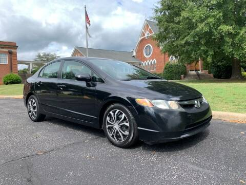 2007 Honda Civic for sale at Automax of Eden in Eden NC