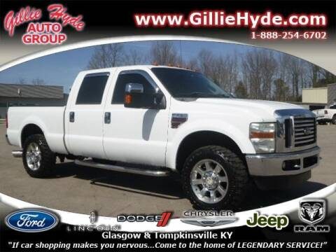 2008 Ford F-250 Super Duty for sale at Gillie Hyde Auto Group in Glasgow KY