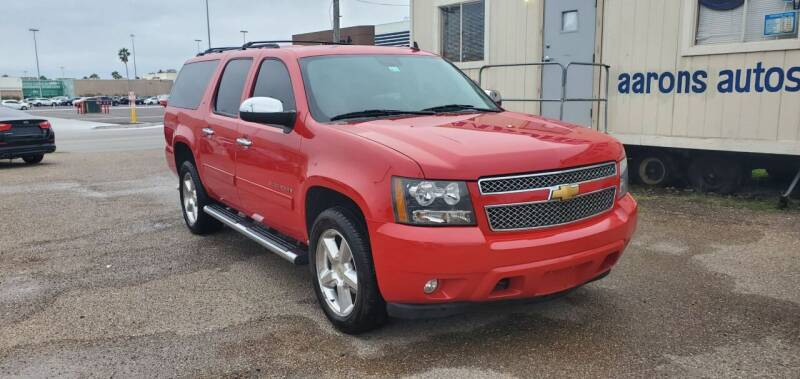 2013 Chevrolet Suburban for sale at Aaron's Auto Sales in Corpus Christi TX