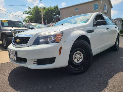 2016 Chevrolet Caprice for sale at Express Auto Mall in Totowa NJ