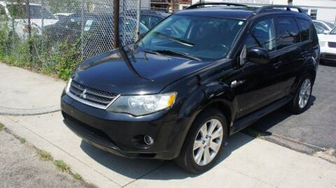 2009 Mitsubishi Outlander for sale at GM Automotive Group in Philadelphia PA