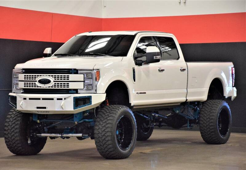 2018 Ford F-350 Super Duty for sale at Style Motors LLC in Hillsboro OR