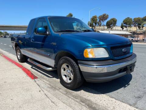 2001 Ford F-150 for sale at Beyer Enterprise in San Ysidro CA