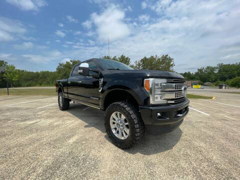 2017 Ford F-250 Super Duty for sale at Priority One Auto Sales in Stokesdale NC