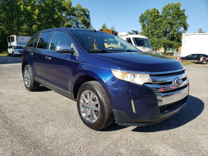 2011 Ford Edge for sale at Ona Used Auto Sales in Ona WV