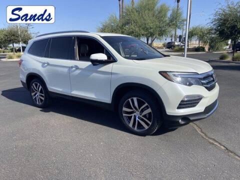 2016 Honda Pilot for sale at Sands Chevrolet in Surprise AZ
