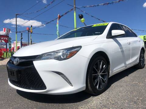 2016 Toyota Camry for sale at 1st Quality Motors LLC in Gallup NM