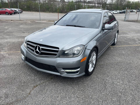2014 Mercedes-Benz C-Class for sale at Certified Motors LLC in Mableton GA