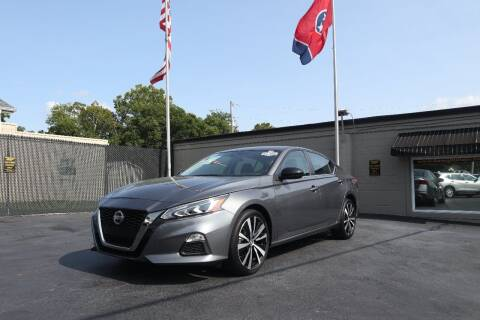 2020 Nissan Altima for sale at Danny Holder Automotive in Ashland City TN