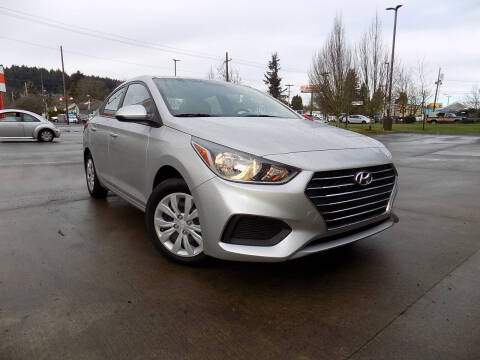 2019 Hyundai Accent for sale at A1 Group Inc in Portland OR