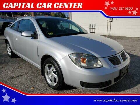 2007 Pontiac G5 for sale at CAPITAL CAR CENTER in Providence RI