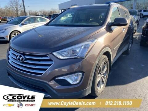 2014 Hyundai Santa Fe for sale at COYLE GM - COYLE NISSAN in Clarksville IN