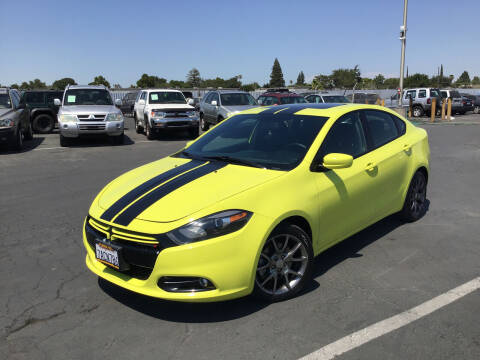 2013 Dodge Dart for sale at My Three Sons Auto Sales in Sacramento CA