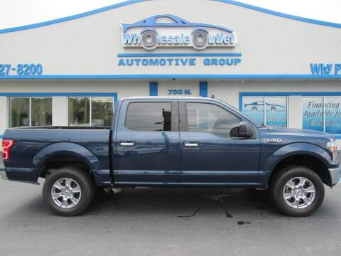 2020 Ford F-150 for sale at The Wholesale Outlet in Blackwood NJ