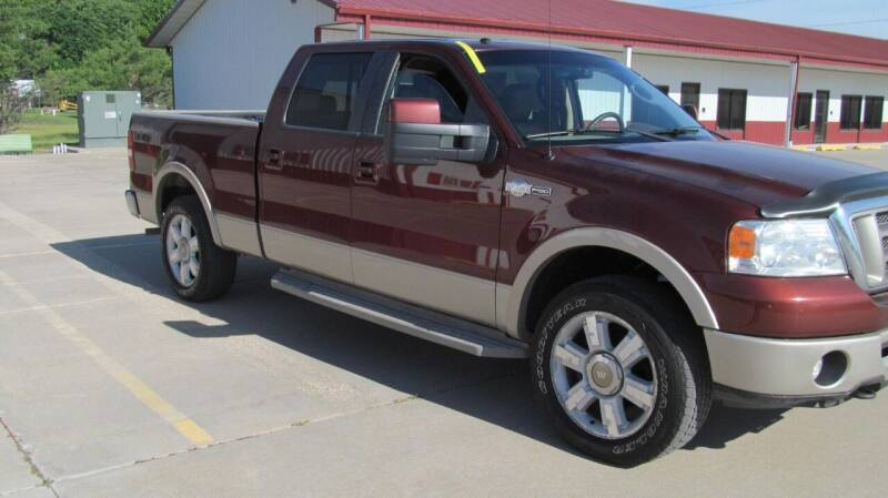 2007 Ford F-150 for sale at New Horizons Auto Center in Council Bluffs IA