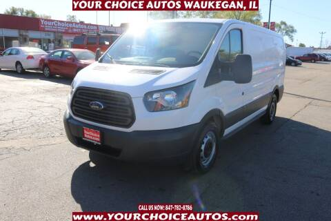 2017 Ford Transit Cargo for sale at Your Choice Autos - Waukegan in Waukegan IL
