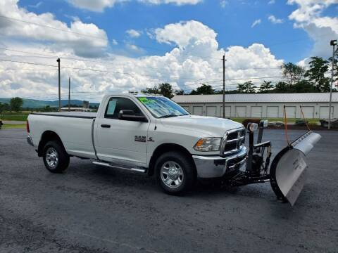 2015 RAM Ram Pickup 2500 for sale at SOUTH MOUNTAIN AUTO SALES in Shippensburg PA