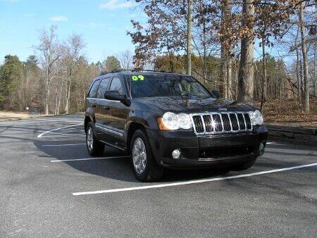 2009 Jeep Grand Cherokee for sale at RICH AUTOMOTIVE Inc in High Point NC