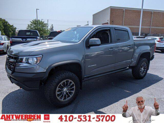 2019 Chevrolet Colorado for sale in Clarksville, MD