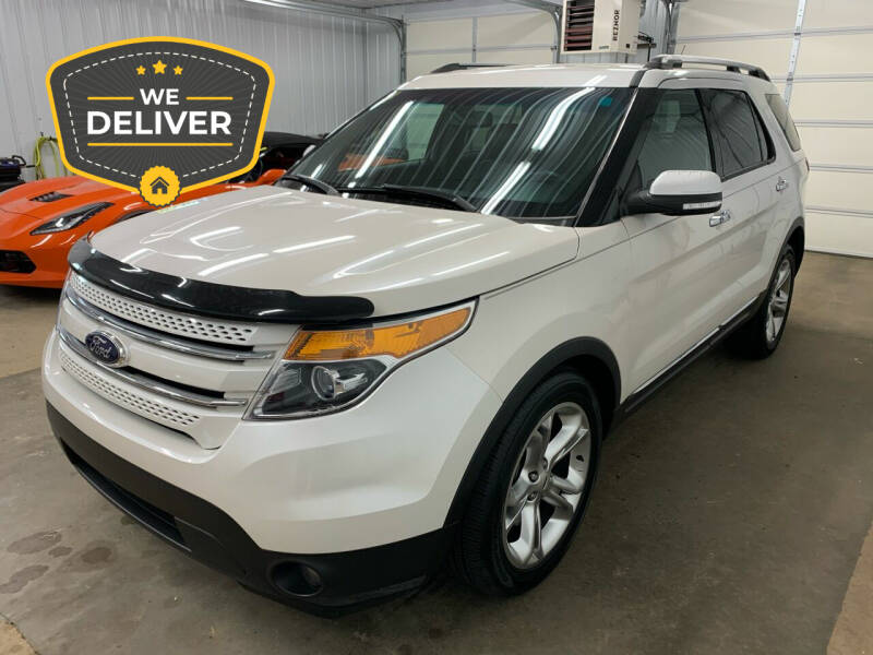 2014 Ford Explorer for sale at Bennett Motors, Inc. in Mayfield KY
