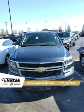 2020 Chevrolet Tahoe for sale at COYLE GM - COYLE NISSAN in Clarksville IN