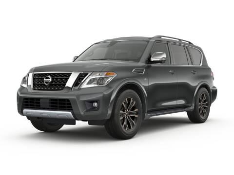 2017 Nissan Armada for sale at Sundance Chevrolet in Grand Ledge MI