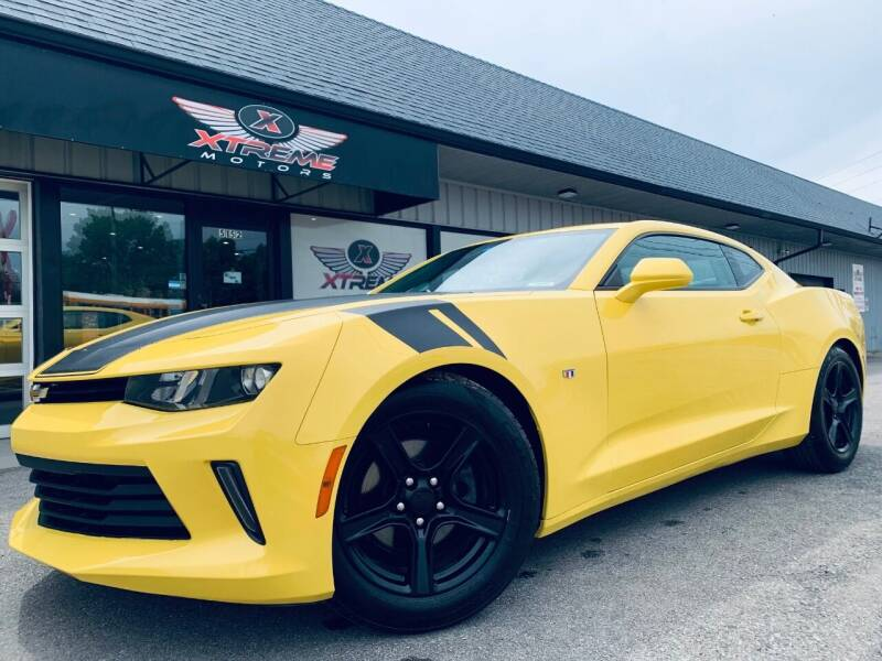 2016 Chevrolet Camaro for sale at Xtreme Motors Inc. in Indianapolis IN