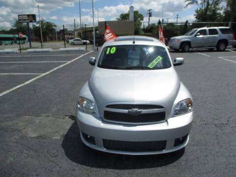 2010 Chevrolet HHR for sale at Highway Auto Sales in Detroit MI