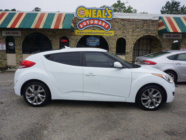 2016 Hyundai Veloster for sale at Oneal's Automart LLC in Slidell LA