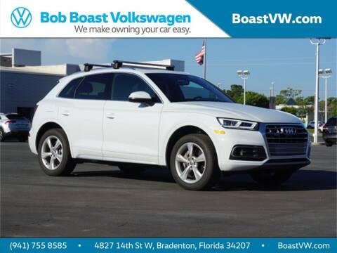 2020 Audi Q5 for sale at Bob Boast Volkswagen in Bradenton FL