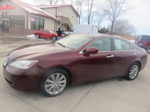 2007 Lexus ES 350 for sale at Azteca Auto Sales LLC in Des Moines IA