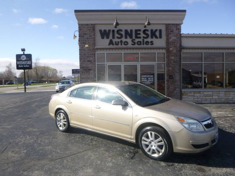 2008 Saturn Aura for sale at Wisneski Auto Sales, Inc. in Green Bay WI